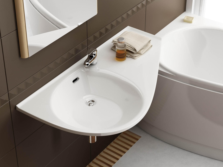 mineralguss waschtisch 85 x 45 x 13 cm waschtisch. Black Bedroom Furniture Sets. Home Design Ideas