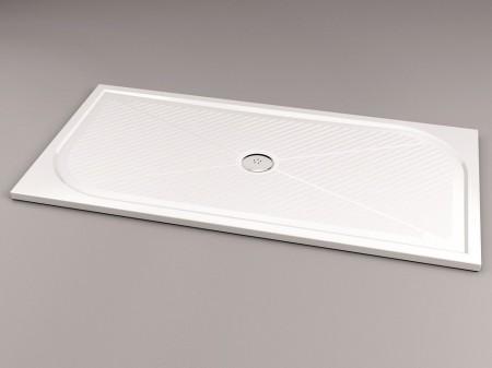 freistehende duschabtrennung 160 x 200 cm duschabtrennung. Black Bedroom Furniture Sets. Home Design Ideas