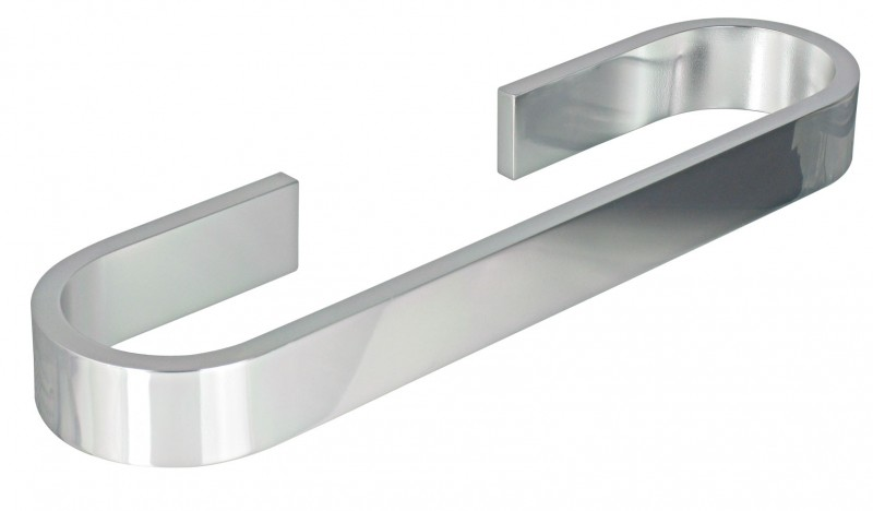 handtuchhalter chrom 32 x 7 6 x 3 cm accessoires. Black Bedroom Furniture Sets. Home Design Ideas