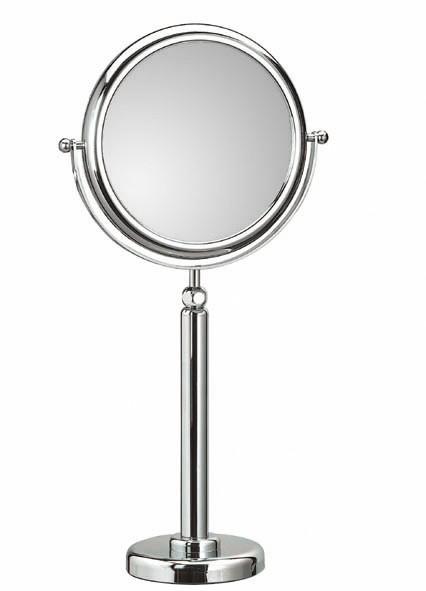 Kosmetikspiegel teleskopstange 23 cm accessoires spiegel - Spiegel mit teleskopstange ...