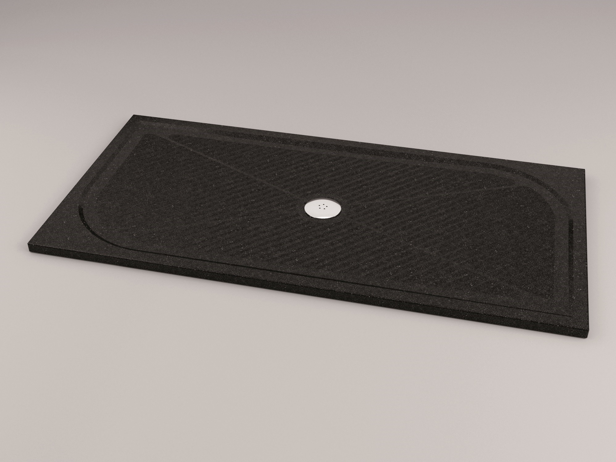 mineralguss duschwanne 120 x 90 x 1 5 cm duschwanne duschtasse rechteck rechteckduschwanne 120. Black Bedroom Furniture Sets. Home Design Ideas