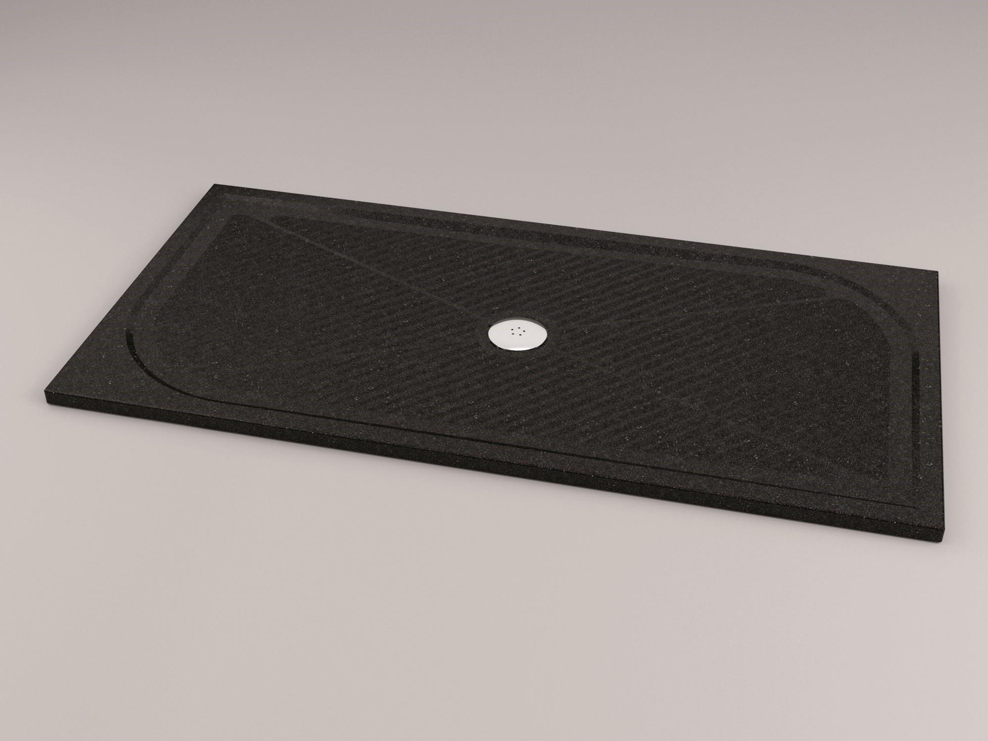 mineralguss duschwanne 120 x 90 x 1 5 cm duschwanne. Black Bedroom Furniture Sets. Home Design Ideas
