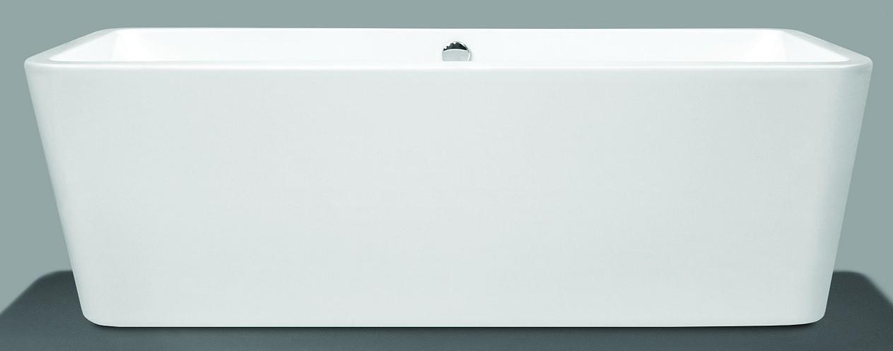 freistehende badewanne 180 x 80 x 46 60 cm sch rze badewanne badewanne freistehend. Black Bedroom Furniture Sets. Home Design Ideas