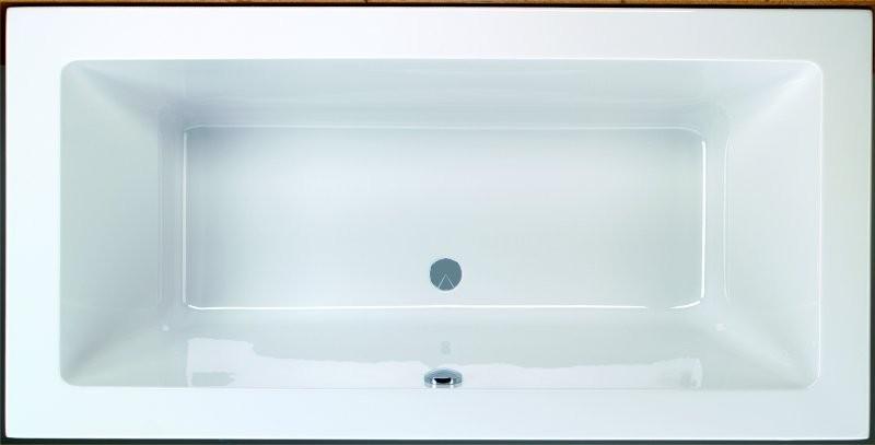 Badewanne 170 x 75 x 49 cm