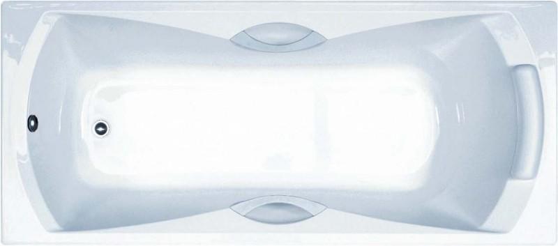 Badewanne 170 x 75 x 46,5 cm