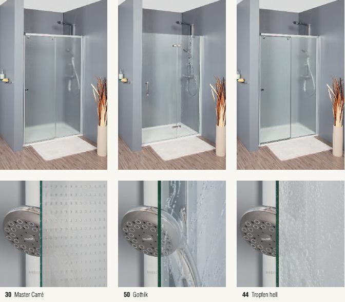 Duscht?r Nische : Duscht?r Nische 100 x 200 cm Dreht?r Duschabtrennung Duscht?ren