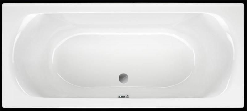 Badewanne 170 x 75 x 49,5 cm