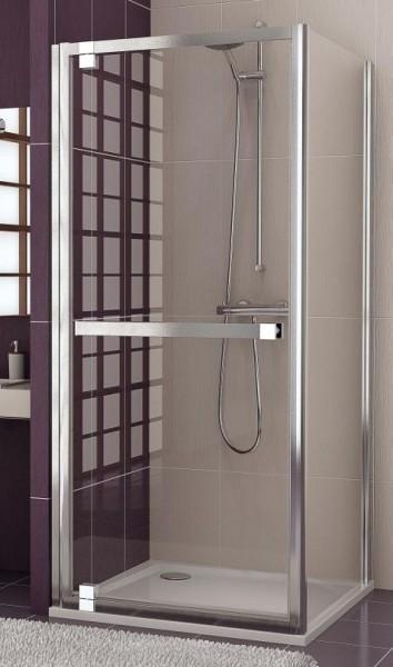 Dusche Pendelt?r Mit Seitenwand : Seitenwand 100 x 120 x 200 cm Duschabtrennung Dusche T?r mit